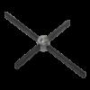 ΧΙΑΣΤΟ ΑΛΟΥΜΙΝΙΟΥ - 230-110, 12Χ5